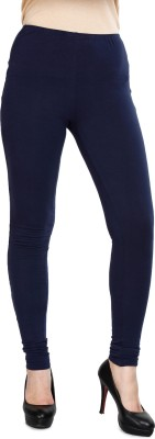Mustard Women's Dark Blue Leggings