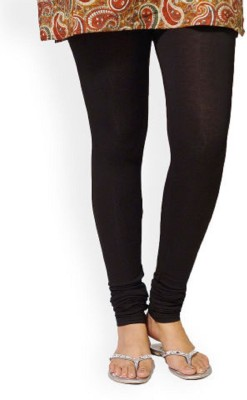 Plussss Women's Brown Leggings