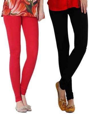 Sanvitraders Women's Multicolor Leggings