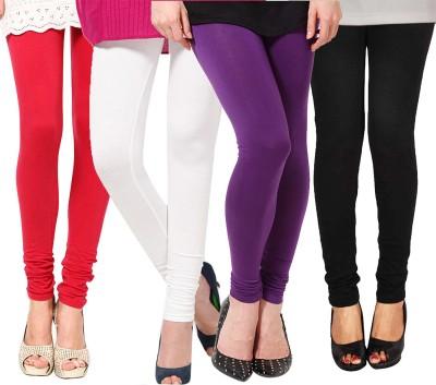 Saiarisha Women's Purple Leggings