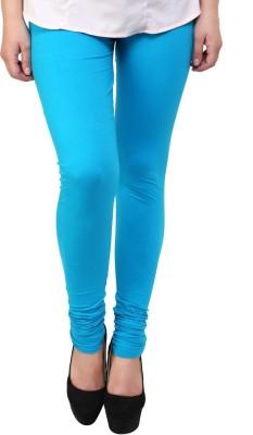 Charu Boutique Women's Light Blue Leggings