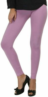 Abee Women's Purple Leggings