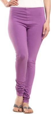 KANNAN Women's Purple Leggings