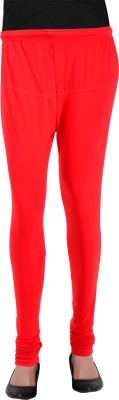 Heart&Arrow Women's Red Leggings