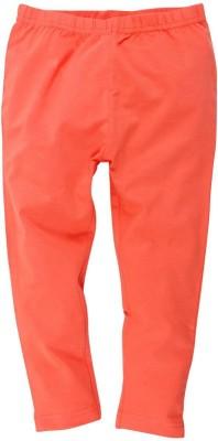 Fisher-Price Girl's Orange Leggings