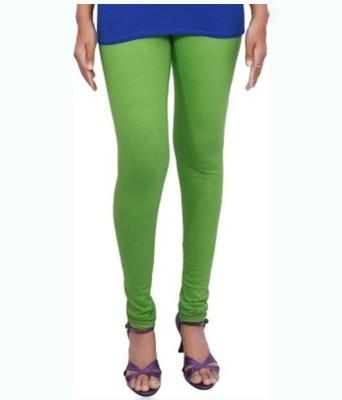 Grind Sapphire Women,s Green Leggings