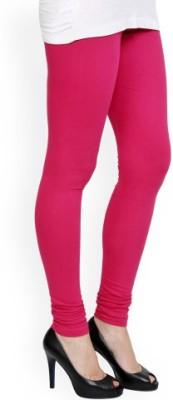 Adhyanvi Women's Pink Leggings