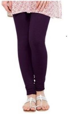 Cosmixstores Women's Purple Leggings