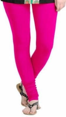 Cosmixstores Women's Pink Leggings