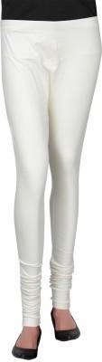 Bellizia Women's White Leggings