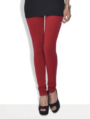 Caddo Women's Red Leggings