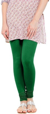 Butterfly Women's Green Leggings