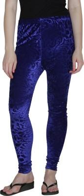 Franclo Women's Blue Leggings