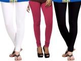 Zirron Women's Multicolor Leggings (Pack...