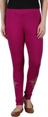 Franclo Women's Pink Leggings