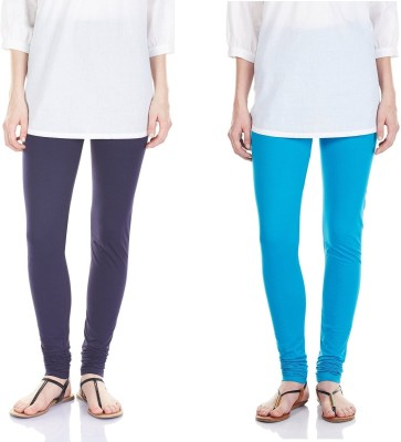 SRS Women's Blue, Light Blue Leggings