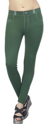 Bellafonte Women's Green Jeggings