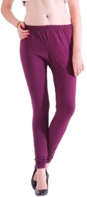 Nishu Design Women's Maroon Leggings