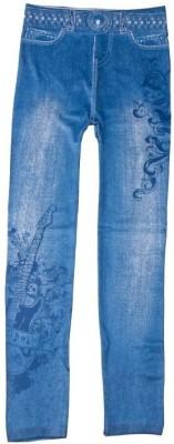 TrenBee Women's Blue Jeggings