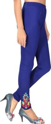 Banjara India Women's Blue Leggings