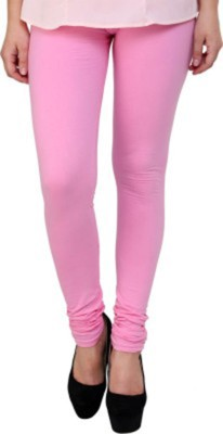 Feminine Women's Pink Leggings