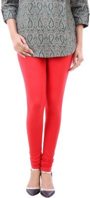 Shubh Women's Red Leggings