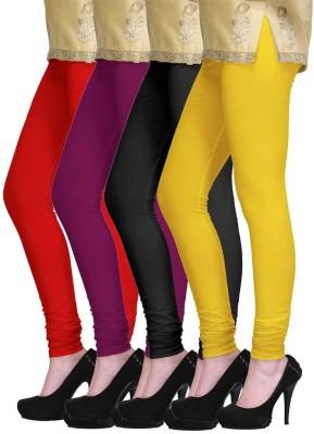 kiyaracollection Women,s Yellow Leggings