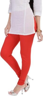 Veera Paridhaan Women's Red Leggings