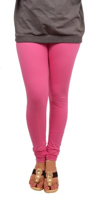 Leggings World Women,s Pink Leggings