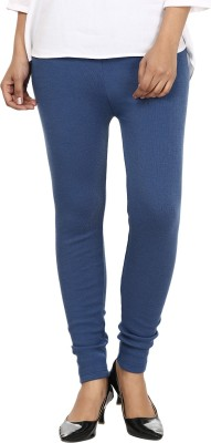 Yeschill Women's Blue Leggings