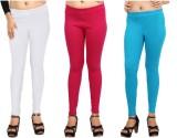 Comix Women's White, Pink, Light Blue Le...