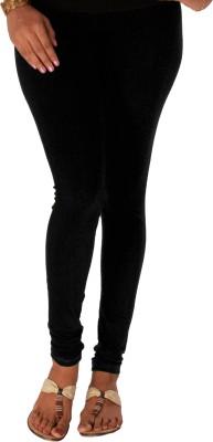Yaari Women's Black Leggings
