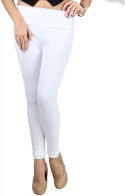 Paras enterprises Women's White Leggings