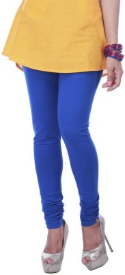 Dream fashion Women's Blue Leggings