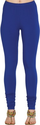 Xora Women's Blue Leggings