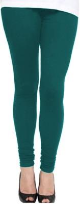 Rupa Softline Women's Dark Green Leggings