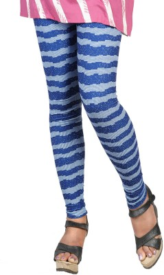 Berries Women's Blue, White Leggings