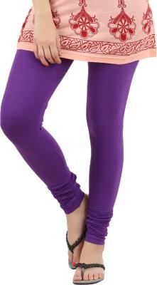 Connect Women's Purple Leggings