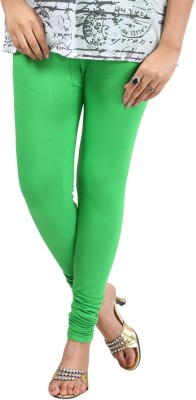 Sohniye Women's Green Leggings