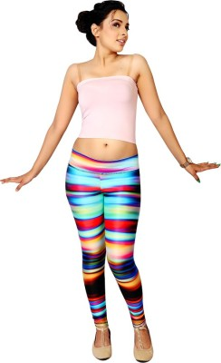 IRTALUCY Women's Multicolor Leggings