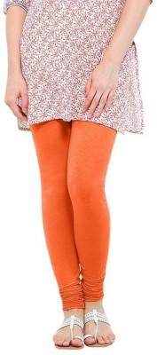 NOVA TRENDZZ Women's Orange Leggings