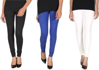 Ally Of Focker Women's Blue, Black, White Leggings