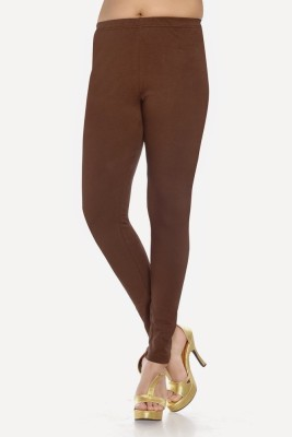 Blue-Tuff Women's Brown Leggings