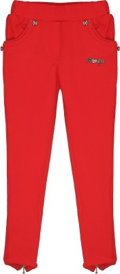 Kittybitty Jegging For Girls(Red)