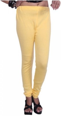 Austrich Women's Yellow Leggings