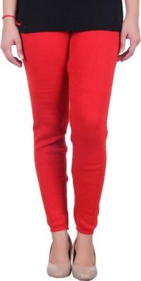 Sellsy Women's Red Leggings