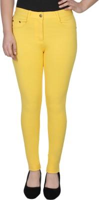 Jepp Women's Yellow Jeggings