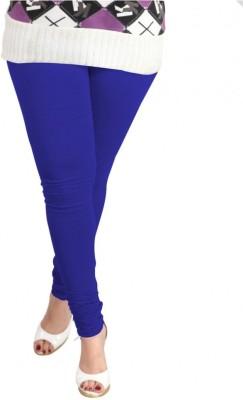 Devinez Women's Blue Leggings