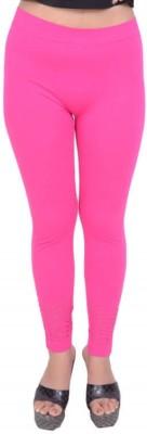 Snoby Women's Pink Leggings