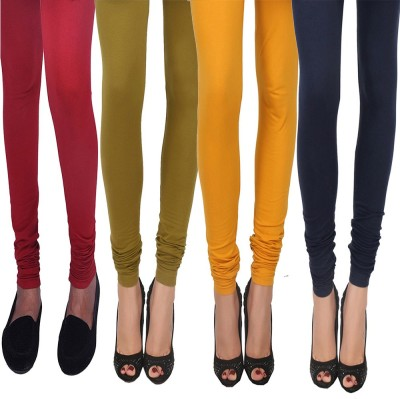 Womens Cottage Women's Multicolor Leggings
